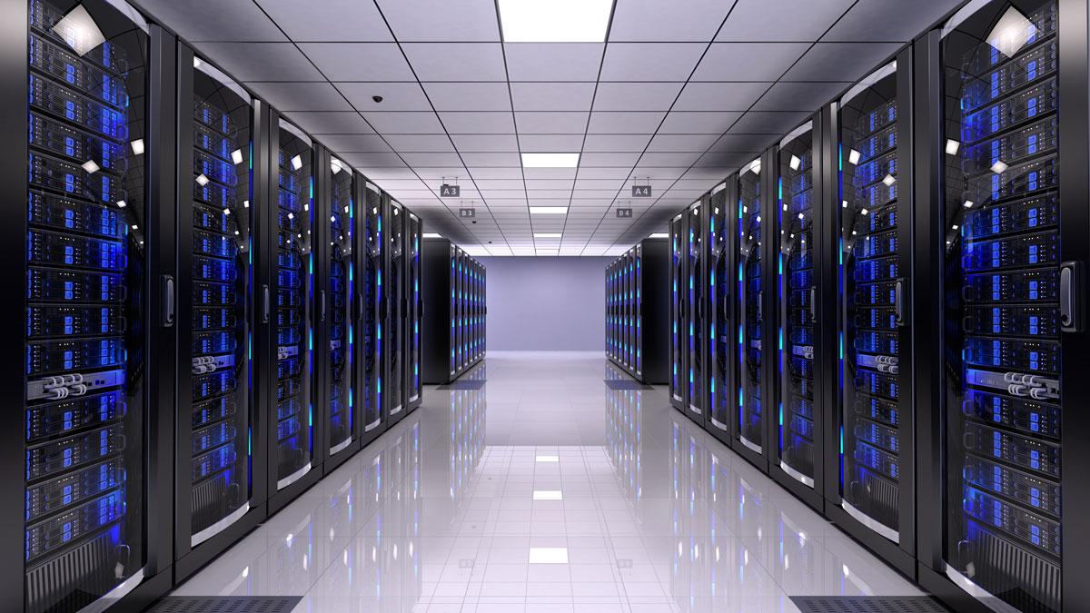 сервер для организации купить